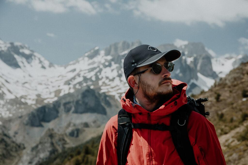 Gorra Trekking