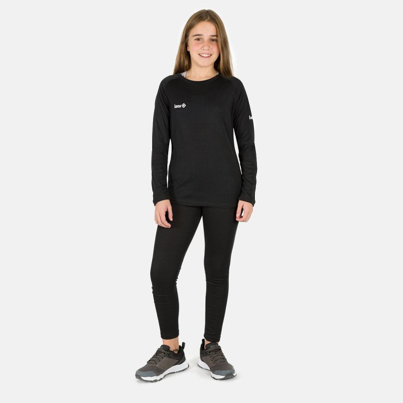 BARBEAU KIDS-BLACK-1